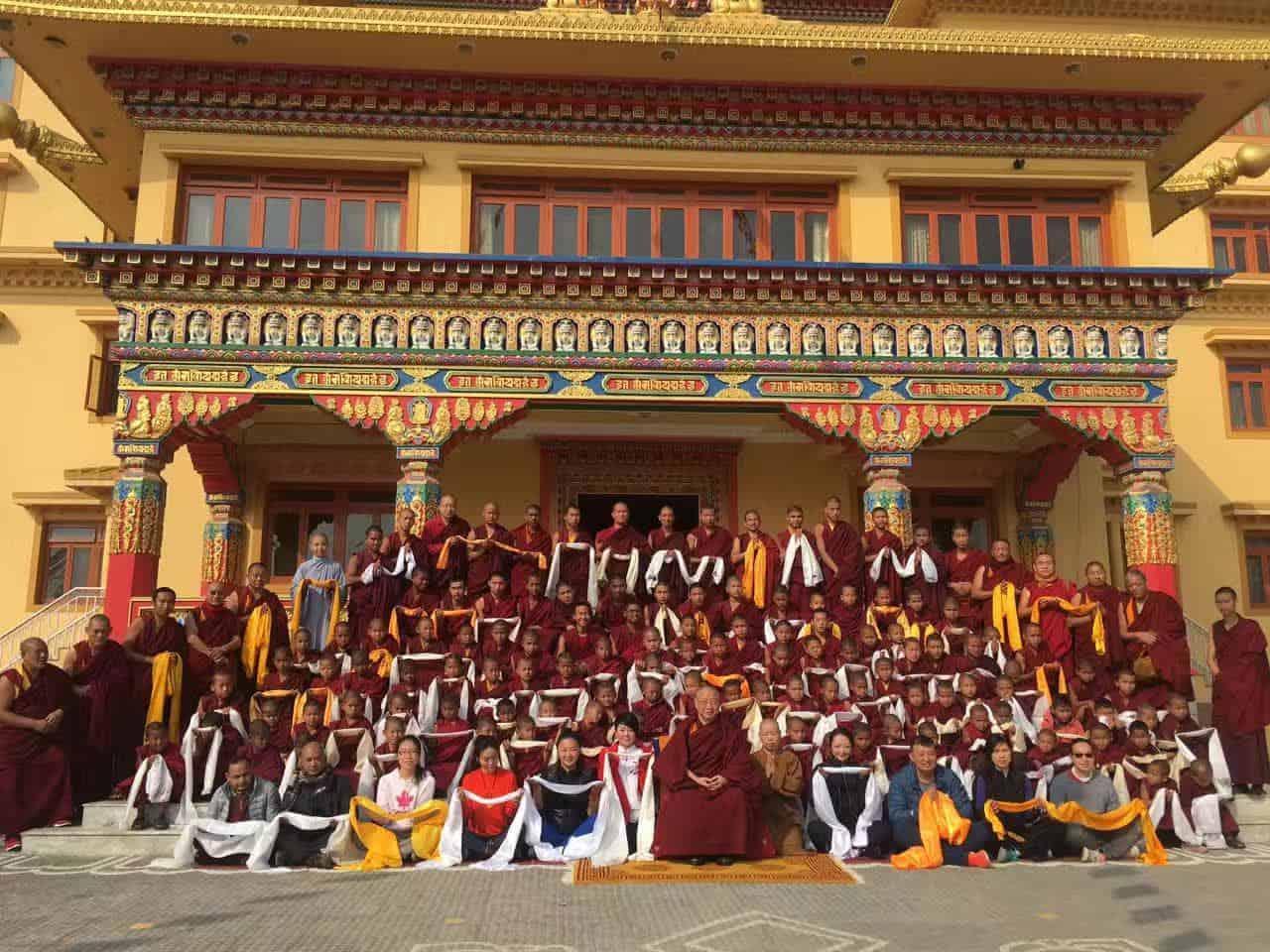 Gosok Rinpoche Nepal 2017 20170424205612