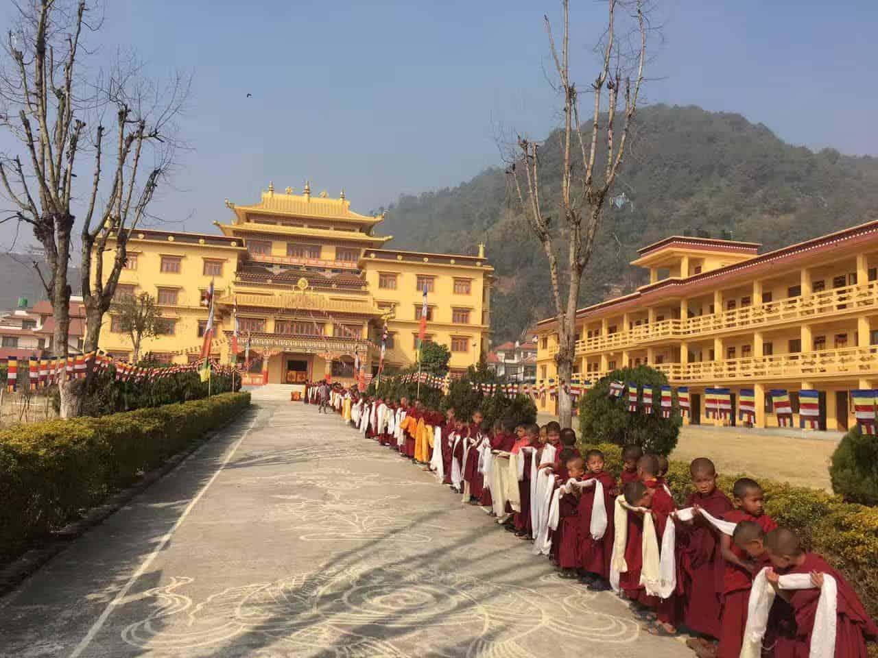 Gosok Rinpoche Nepal 2017 20170424205807