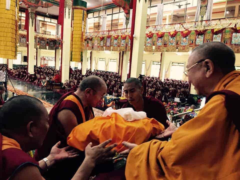 GosokRinpoche Drepung 21557877_709262112599090_2723321258103479523_n