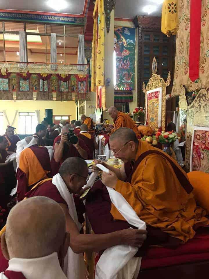 GosokRinpoche Drepung 21616162_709227425935892_6232130339913378326_n