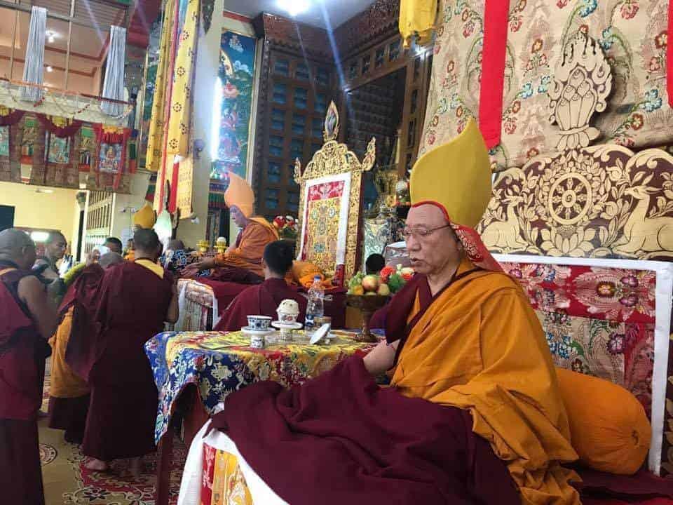 GosokRinpoche Drepung 21616182_709228215935813_3614652484924751654_n