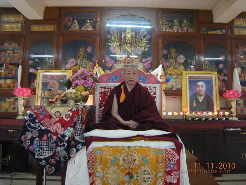 2010-11-11 Gosok Rinpoche in Gosok Ladang 40
