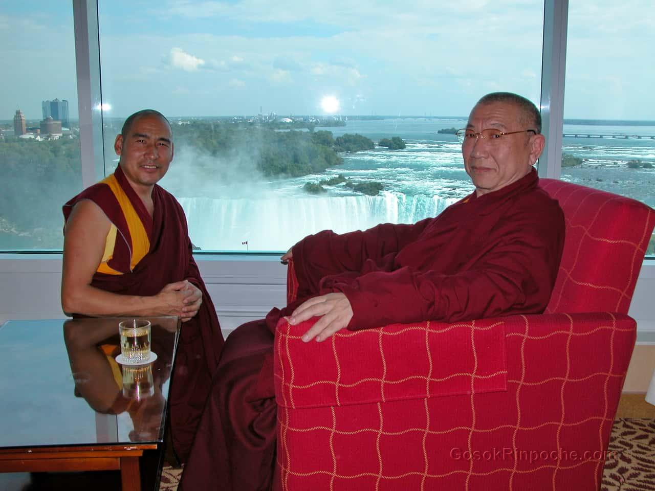 2011-09-21 Gosok Rinpoche Niagara 1982