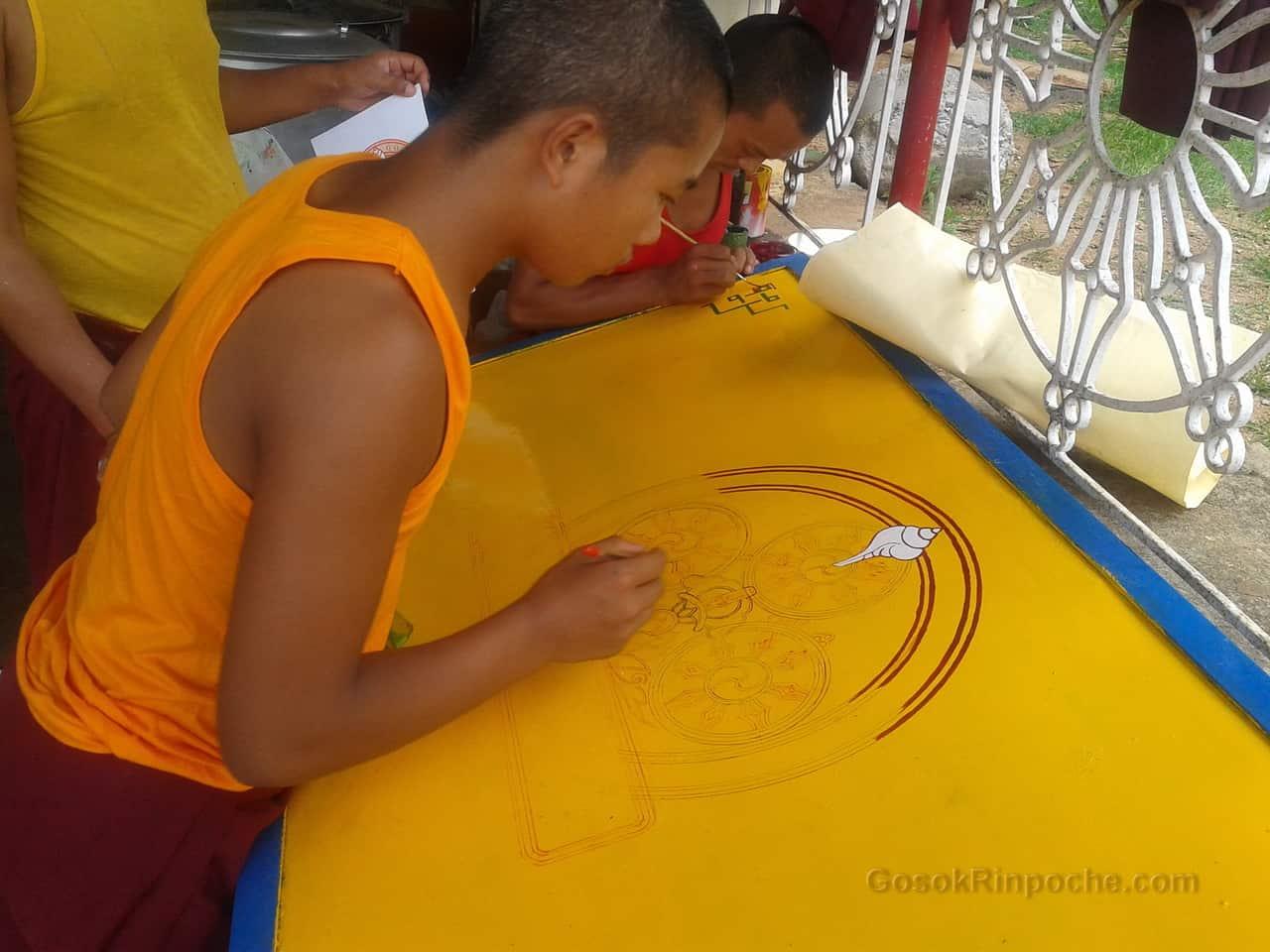 Gosok Ladang 2012-05-29 Painting Street Sign 36