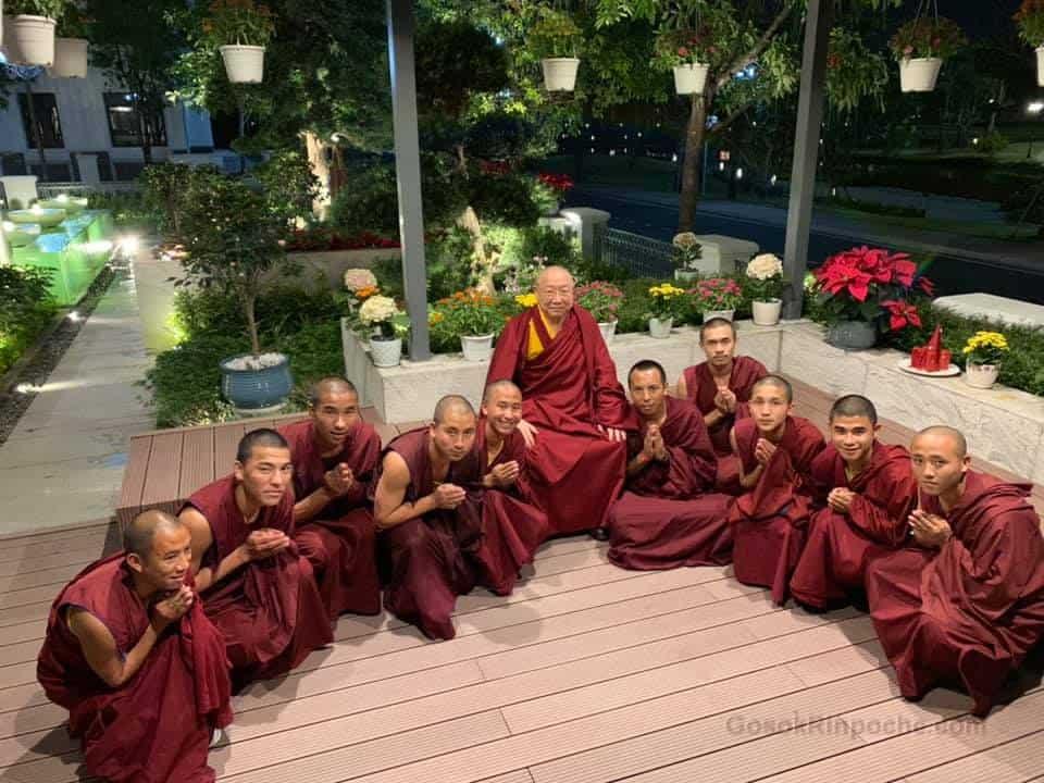 Gosok Rinpoche - Vietnam 20190118022621718