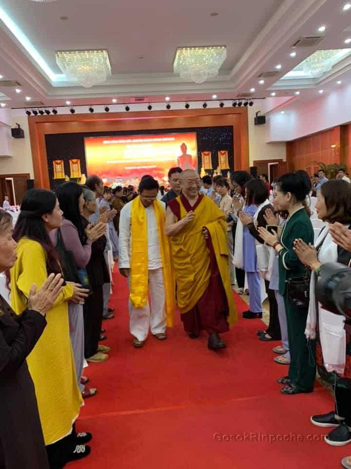 Gosok Rinpoche - Vietnam 20190118030054644