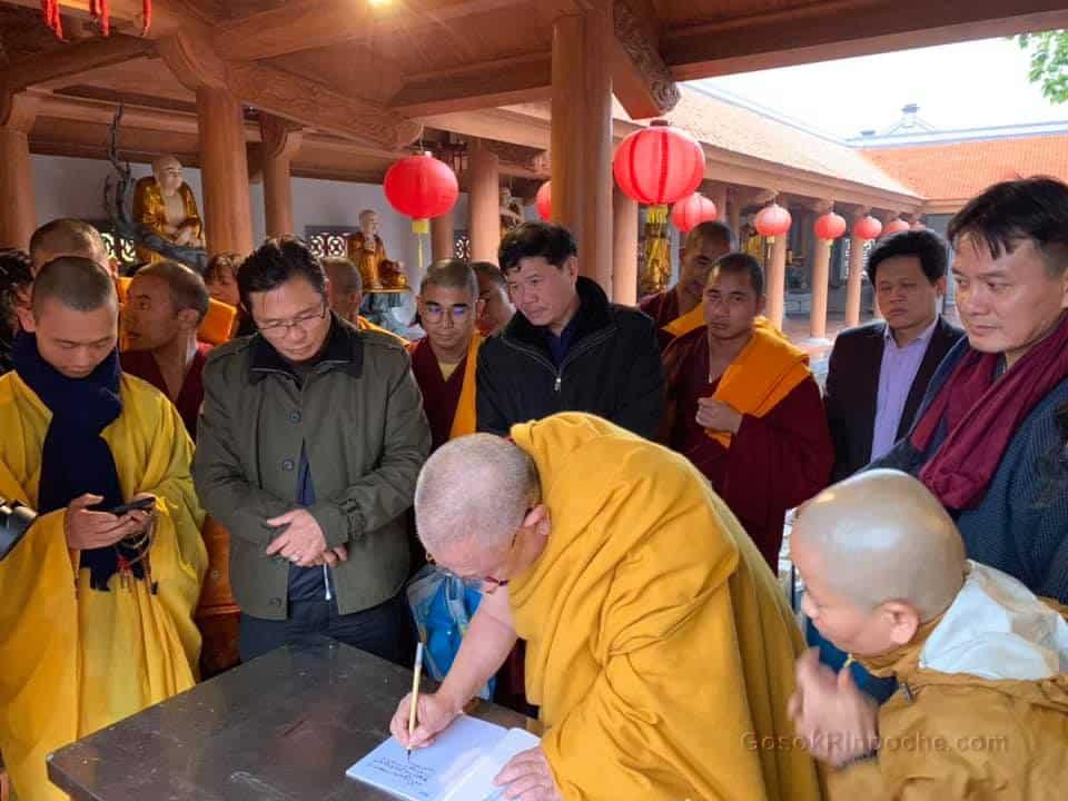 Gosok Rinpoche - Vietnam 20190118030543640