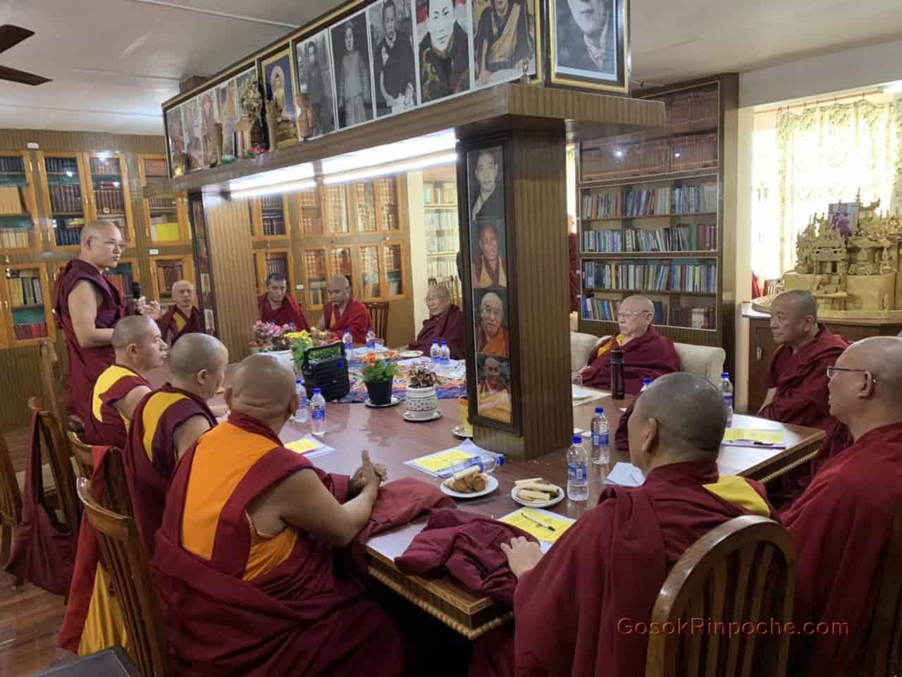 Namgyal Monastery 20190518220331