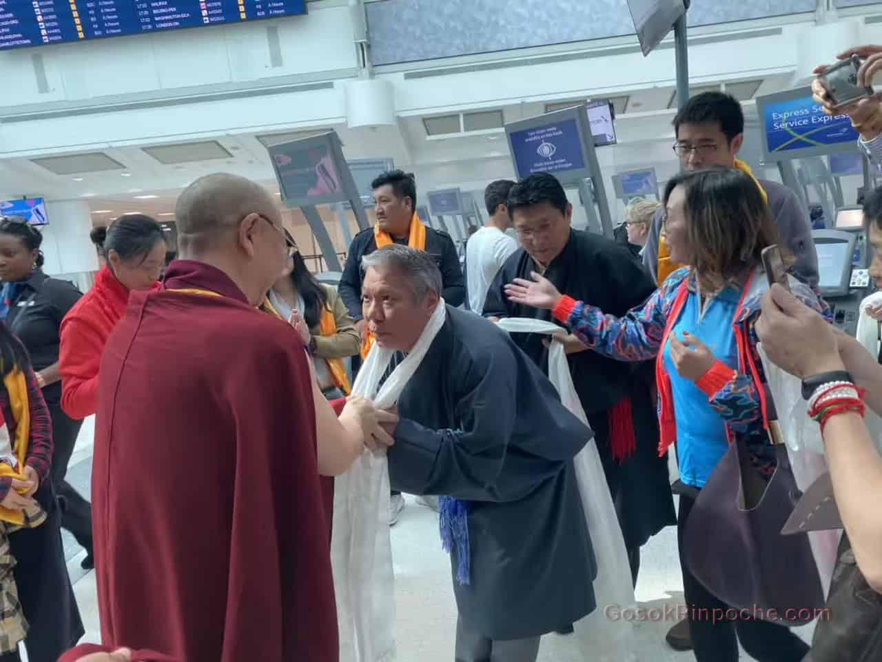 Gosok Rinpoche Leaving Toronto 20190926184038
