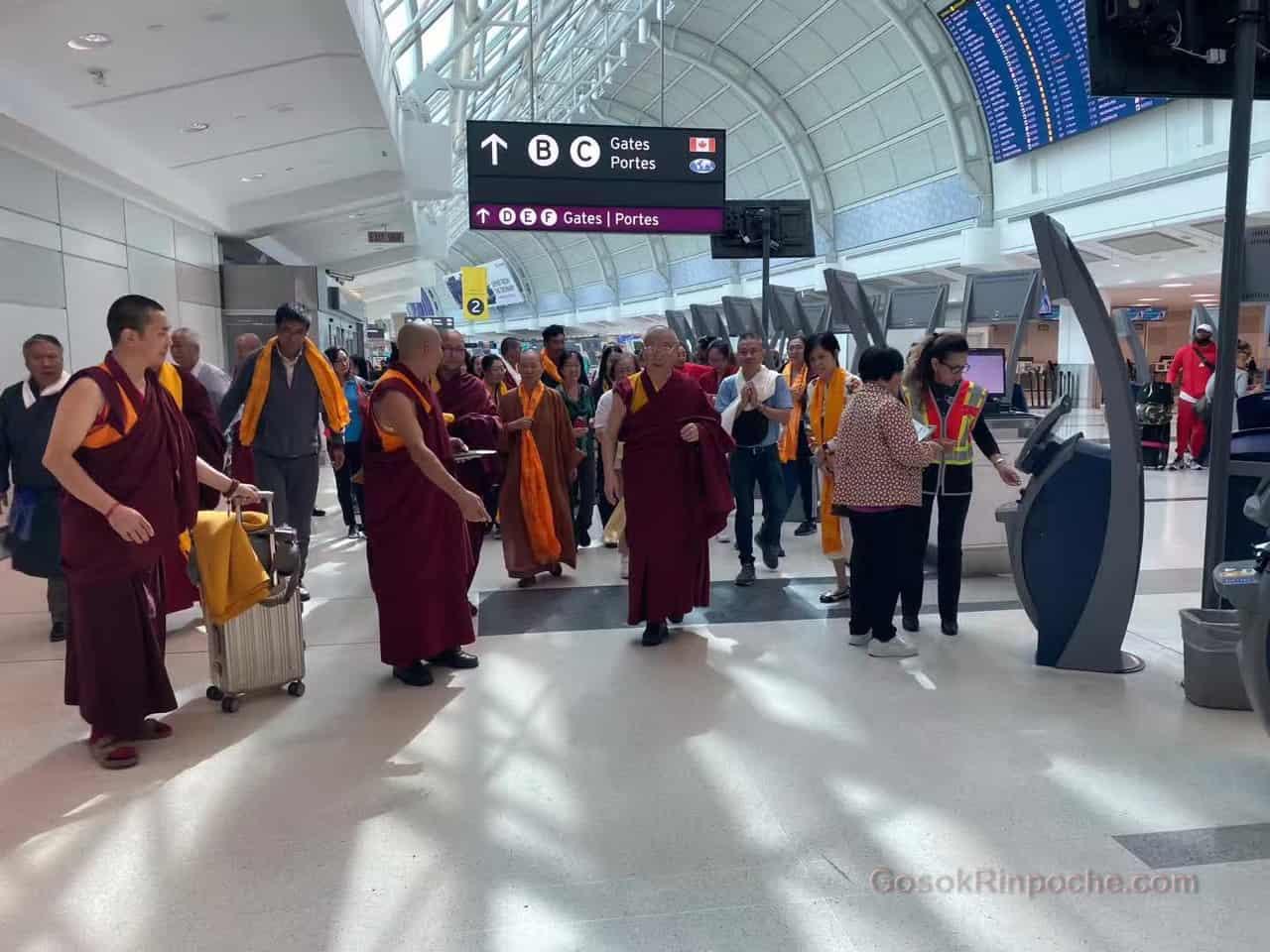 Gosok Rinpoche Leaving Toronto 20190926184207