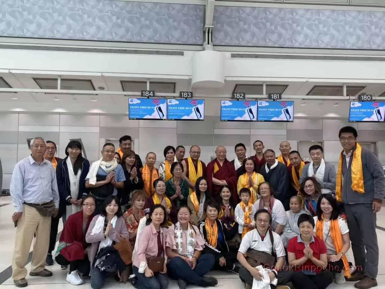 Gosok Rinpoche Leaving Toronto 20190926184218