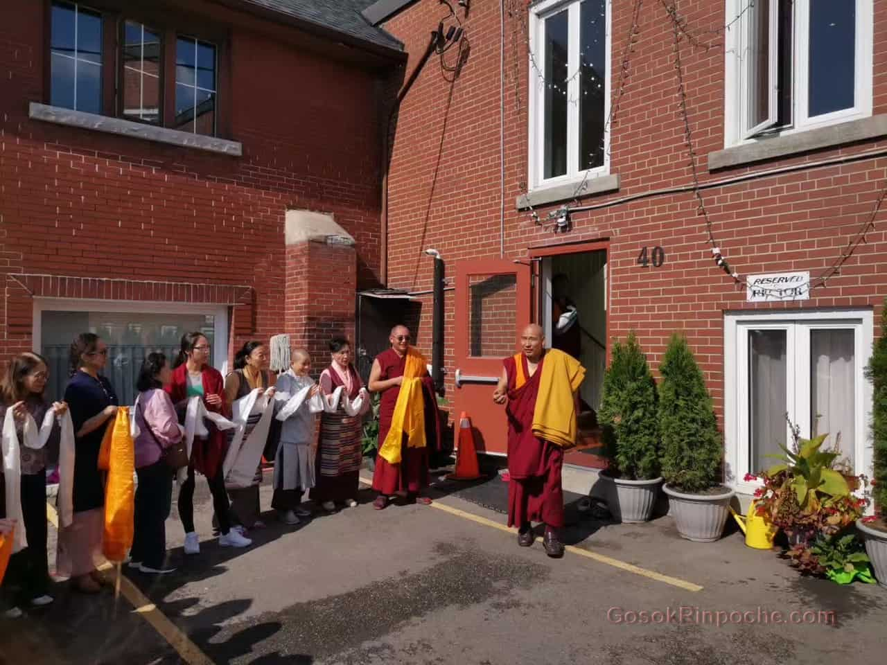 Gosok Rinpoche Leaving Toronto 20190926184233