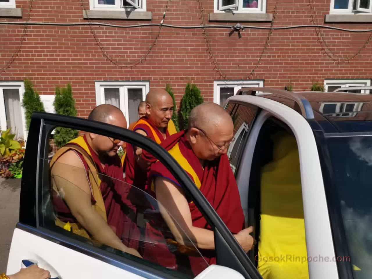 Gosok Rinpoche Leaving Toronto 20190926184250