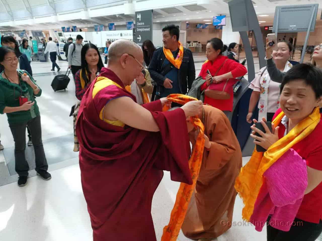 Gosok Rinpoche Leaving Toronto 20190926185050