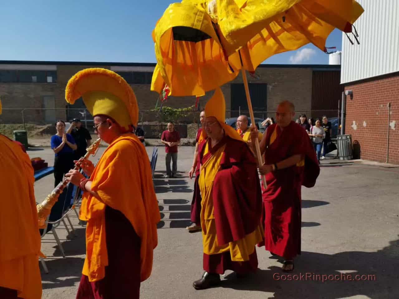 Gosok rinpoche Yamantaka Fire Puja 20190922215910