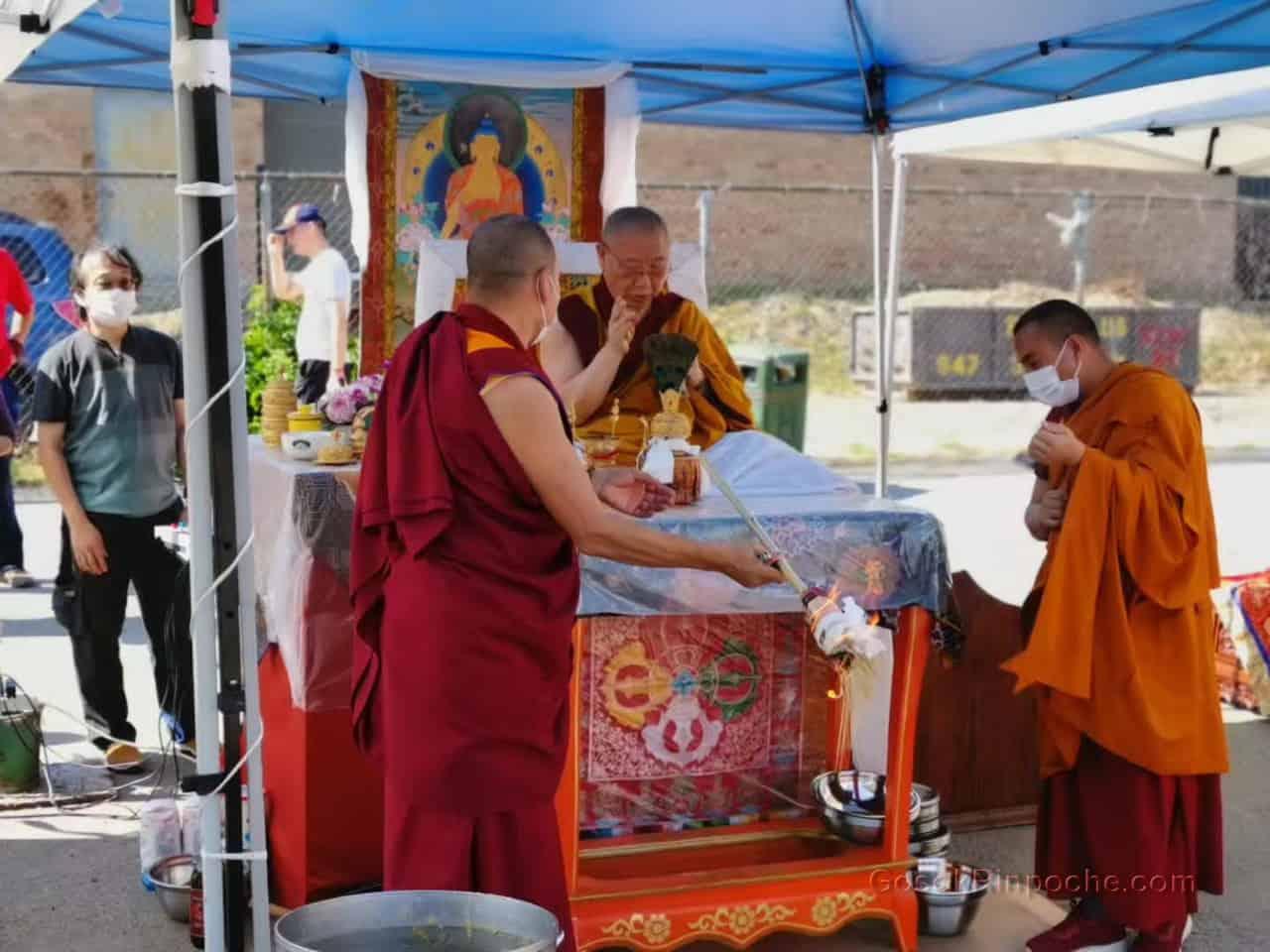 Gosok rinpoche Yamantaka Fire Puja 20190922215950