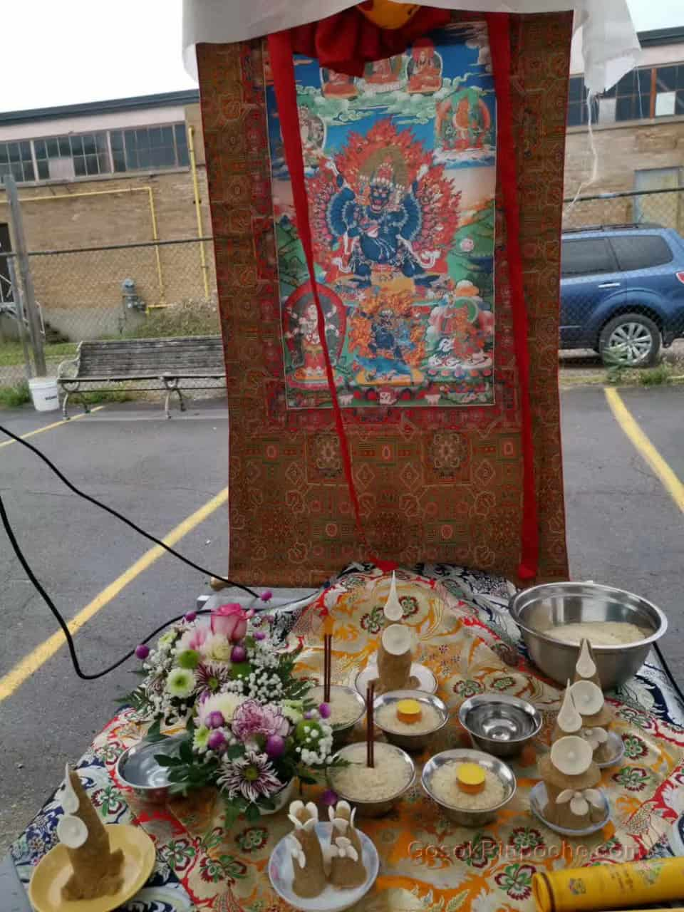 Gosok rinpoche Yamantaka Fire Puja 20190922215959