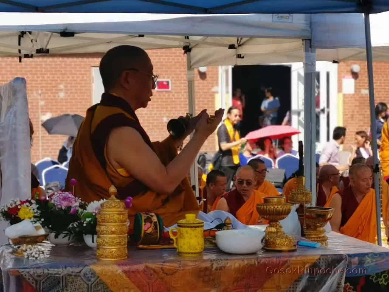 Gosok rinpoche Yamantaka Fire Puja 20190922220010