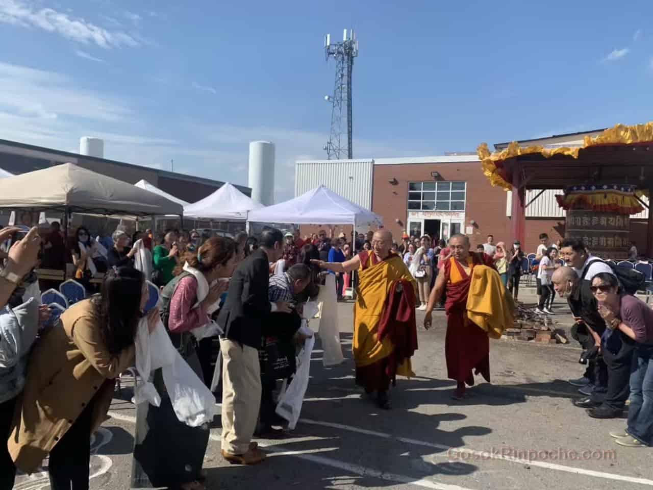 Gosok rinpoche Yamantaka Fire Puja 20190922225945